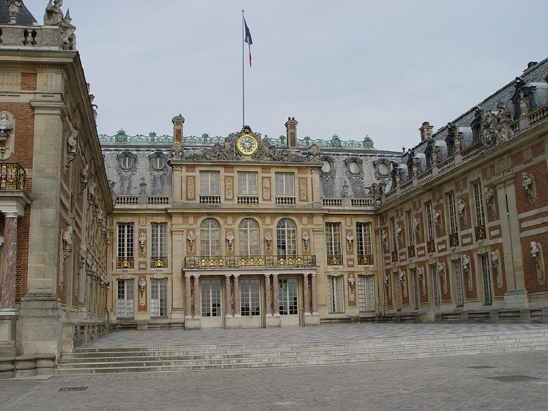 Версаль | Франция по-русски до мелочей: http://france-for-you.ru/versal.html